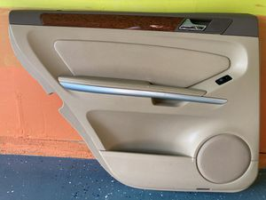 2007 - 2012 Mercedes GL ML rear door panel and door parts for Sale in Austin, TX