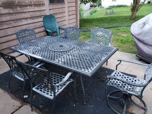 7pc patio furniture set for Sale in St. Peters, MO