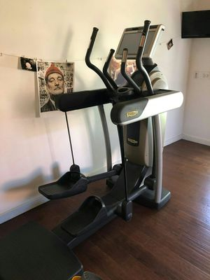 Techno Gym Excite+ Vario Elliptical Cross Trainer (worth $10,000) for Sale in Los Angeles, CA