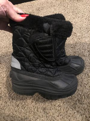 Kids size 12 snow boots for Sale in Chula Vista, CA