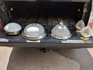 Various Light Fixtures for Sale in High Point, NC
