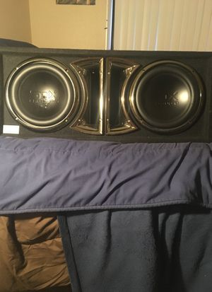 Sdx pro audio for Sale in Phoenix, AZ