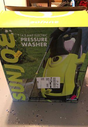 Pressure washer open box for Sale in Springfield, VA
