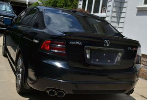 Acura Tl 2008 Black/gray lether for Sale in Pittsburgh, PA