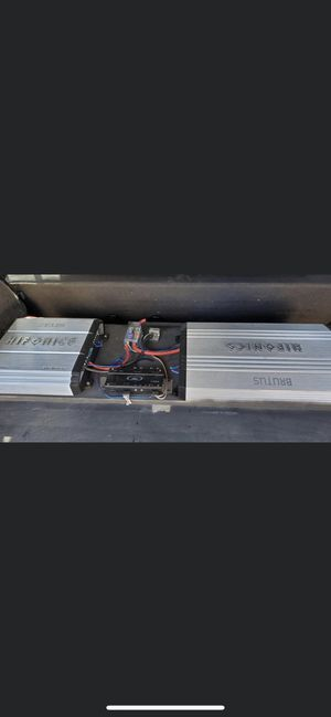 Car amps for Sale in Northampton, MA