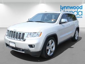 2011 Jeep Grand Cherokee for Sale in Edmonds, WA