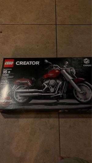 Lego creator 10269 Harley Davidson for Sale in San Diego, CA