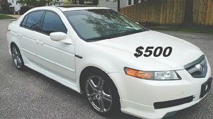 🍁🙏🏼2004 Acura TL Drive Perfect Price$5OO🙏🏼🍁 for Sale in Washington, DC