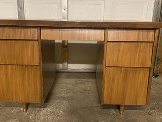 Mid Century Desk for Sale in Aurora,  OR