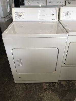 Used, Kenmore electric or gas dryer , white color, heavy duty, super capacity plus , great condition for Sale in San Jose, CA