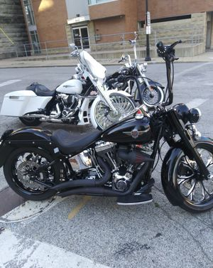 Harley rims & tires for Sale in Cleveland, OH
