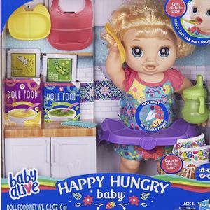 Baby Alive Happy Hungry Baby for Sale in La Vergne, TN