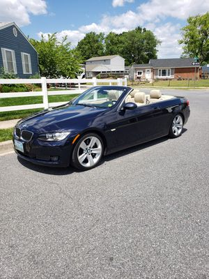 2008 BMW 335i Hard top Convertible for Sale in Glen Burnie, MD