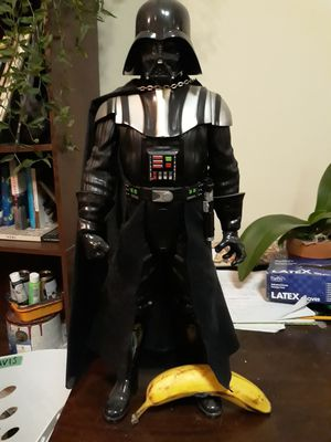 "20"" Darth Vader Figure for Sale in Seattle, WA"