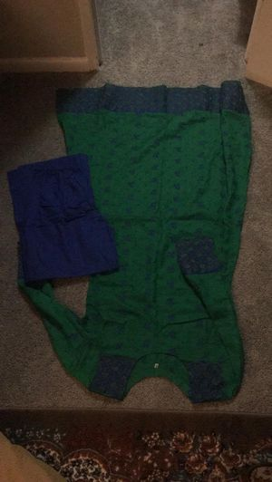Light green beautiful designed dress almost 3 pieces. for Sale in Silver Spring, MD