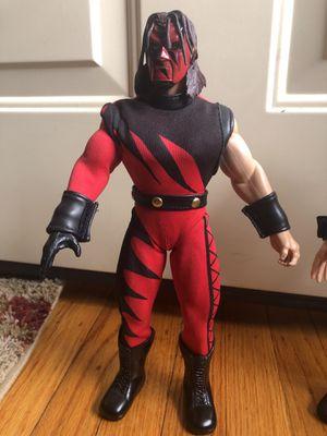 """Jakks Pacific 12"""" Kane & Undertaker Fig for Sale in Philadelphia, PA"""