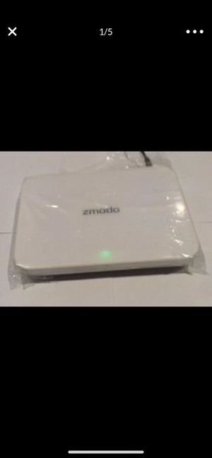 Zmodo ZP-NL18 NVR with 500 Gb hard drive for Sale in Safety Harbor, FL