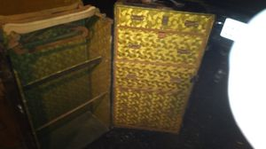 Antique armoire trunk for Sale in Everett, WA