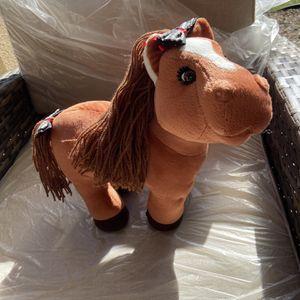 Horse Stuffed Animal for Sale in Lake Elsinore, CA
