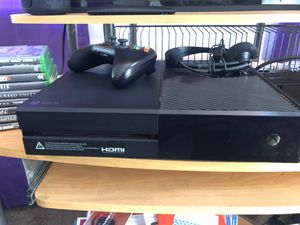 Xbox One + 9 games for Sale in Clearwater, FL