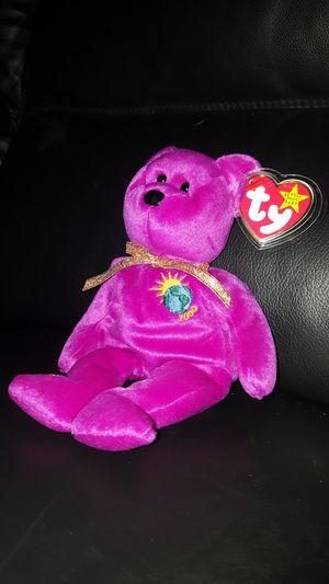 Ty Beanie Baby. Millennium bear for Sale in Santa Ana, CA