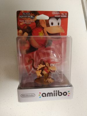 Diddy Kong amiibo for Sale in San Diego, CA