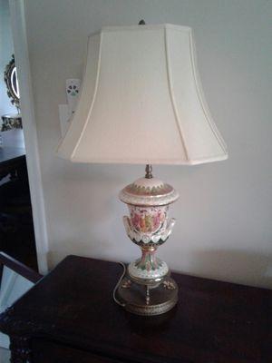 Bedroom antique night lamp for Sale in Alexandria, VA
