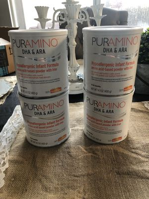 Pur Amino baby formula exp 08/2020 for Sale in Turlock, CA