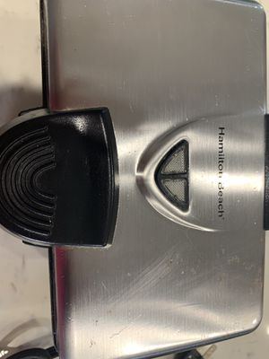 Hamilton Beach Waffle maker for Sale in Lakewood, CA