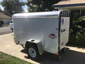 Interstate Victory 5x8 Cargo Trailer 2017 for Sale in San Diego, CA