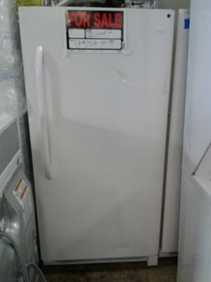 Brand new Frigidaire freezers excellent condition for Sale in Baltimore, MD