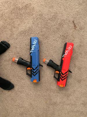 Rival nerf guns for Sale in Franklin, IN