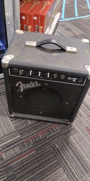 FENDER Frontman 158 guitar amp. for Sale in Gaithersburg, MD