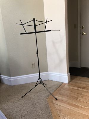 Music Stand-like new for Sale in Arvada, CO