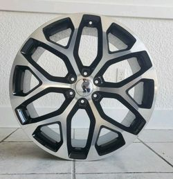 """20"""" chevy wheels new in boxes 6 lug 6x139.7 for Sale in Hollywood,  FL"""