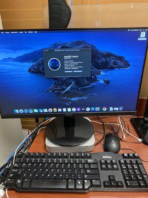 "Mac mini late 2014/ 24"" Monitor/ 2 tb flash drive (gift) for Sale in Miami, FL"