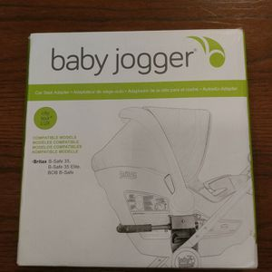 Baby Jogger Car Seat Adapter City Tour / Lux - Britax B-Safe 35 35 Elite BOB New for Sale in Florence, SC