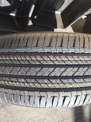 "2- 19"" inch Run Flat Tires Bridgestone Dueler H/L 400 RFT for Sale in Los Angeles, CA"