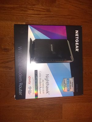 Netgear Router for Sale in Leesburg, VA