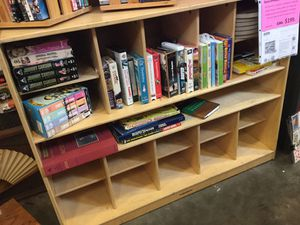 Lakeshore Learning birch Spacemaker storage unit / shelving - for schools preschools homeschools! for Sale in Goodyear, AZ