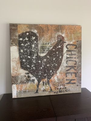 Chicken painting for Sale in Naperville, IL
