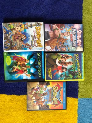 ScoobyDoo Movies for Sale in Indian Trail, NC