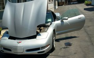 2001 Chevy Convertible Corvette for Sale in Covina, CA