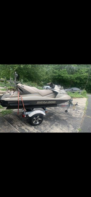 Jet Ski GTX supercharged limited addition very low hours for Sale in Agawam, MA