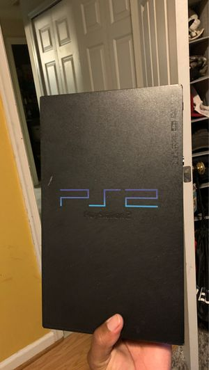 Ps2 with the power cord for Sale in Fredericksburg, VA