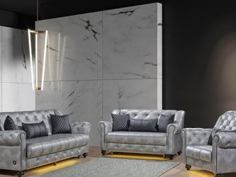 Living Room Sofa Set 3pc - Delivery Available 🚚 ($39 Down Payment) for Sale in Dallas,  TX