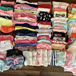 Baby Girl Clothes 6-9 Months for Sale in Santee, CA