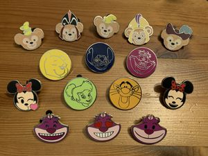 Disney Trading Pins- Instant collection #2 for Sale in Brea, CA