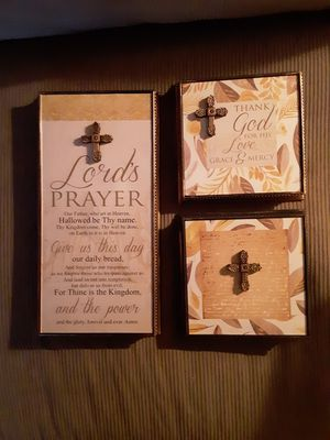 Lord's Prayer Pictures for Sale in Scottsville, NY