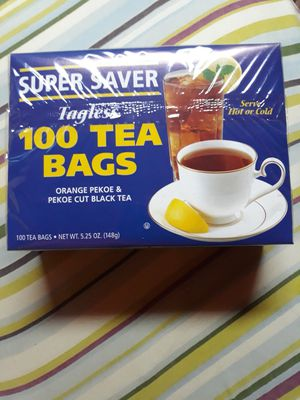 Tagless tea (100 count) for Sale in The Bronx, NY